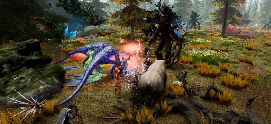 Legends of Aria игра