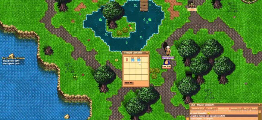 Fantasy Tales Online игра на пк