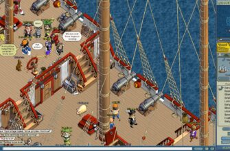 Puzzle Pirates: Dark Seas пк