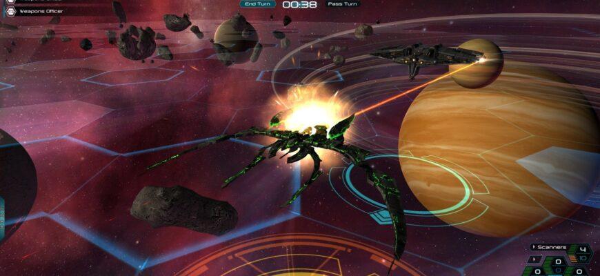 Spacewars игра