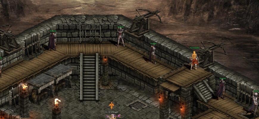 DarkBlood игра онлайн