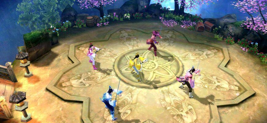 Age of Wushu пк