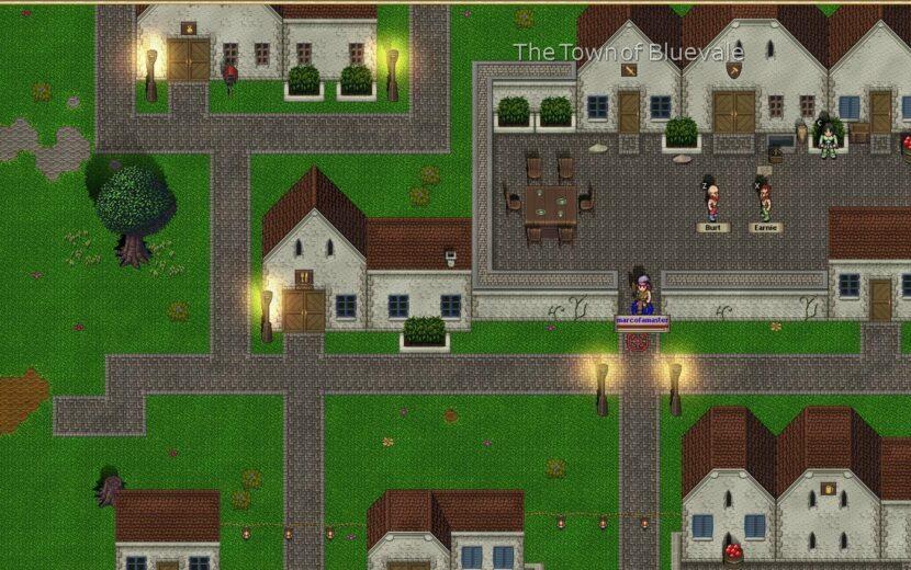 Fantasy Tales Online игра
