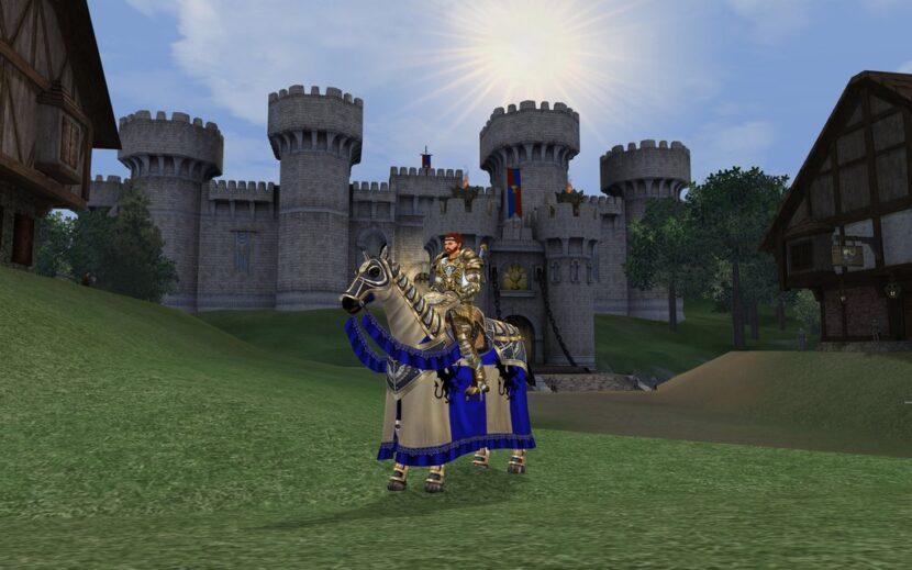 Dark Age of Camelot игра