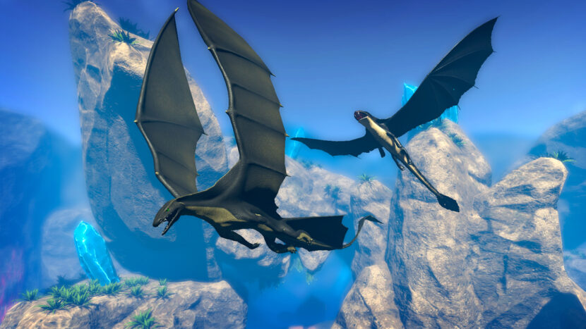 Time of Dragons игра