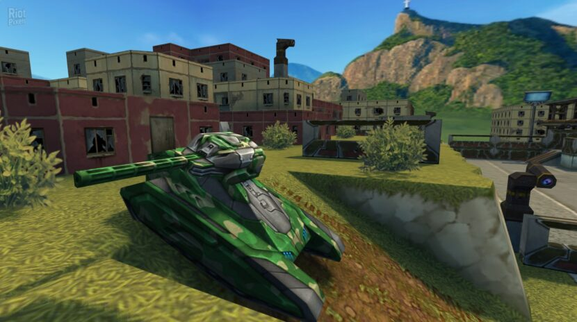 Tanki Online игра