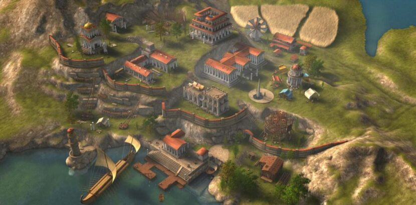 Grepolis игра на пк