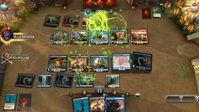 Magic: The Gathering Arena игра