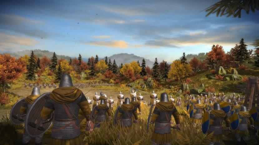 Total War Battles: Kingdom пк