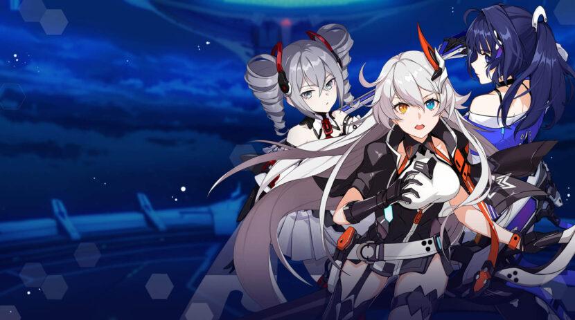 Honkai Impact 3 игра