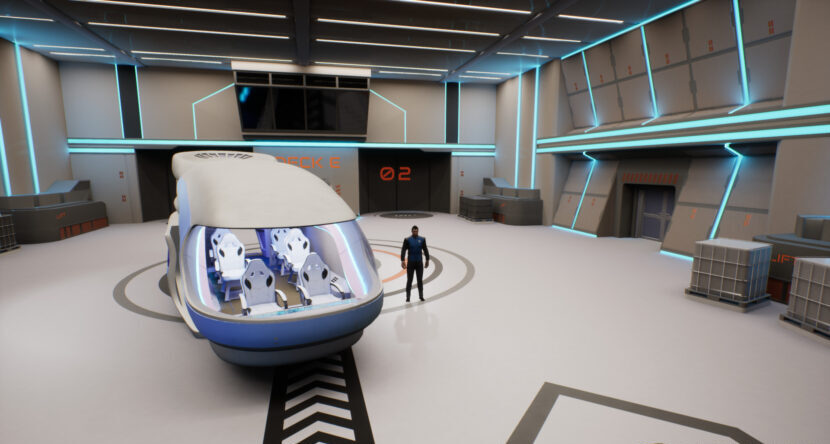The Orville: Interactive Fan Experience пк