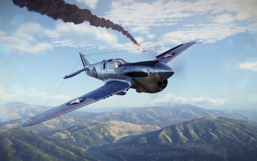 World of Warplanes игра
