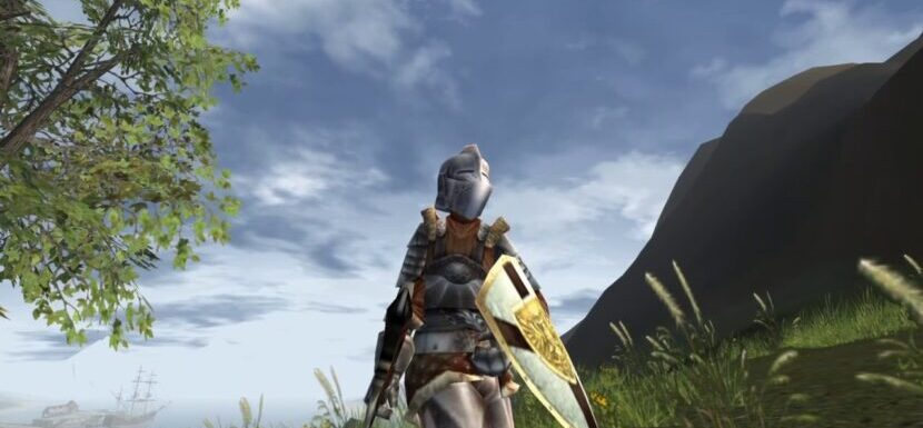 Return of Warrior игра