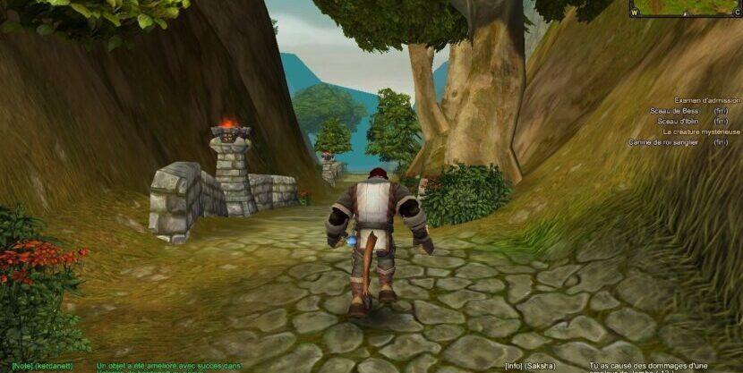 4story (Gates of Andaron) игра