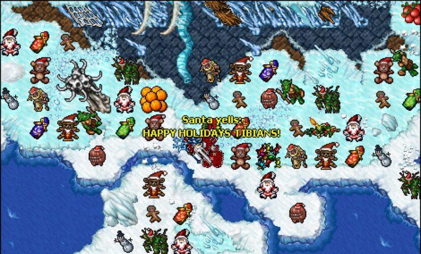 Tibia видео игра