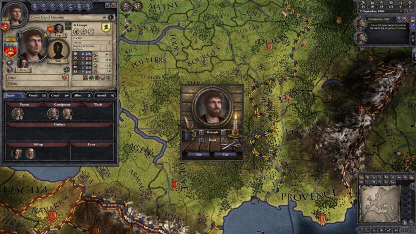 Crusader Kings II пк