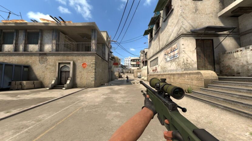 Counter-Strike: Global Offensive пк