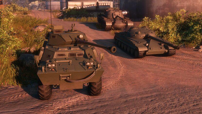 Armored Warfare игра