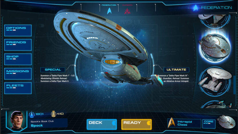 Star Trek Adversaries онлайн