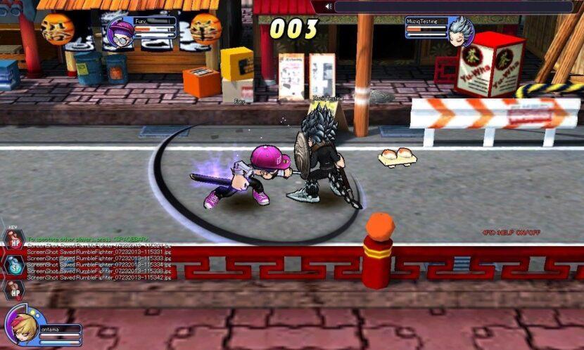 Rumble Fighter игра