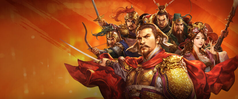 Romance of the Three Kingdoms: Legend of CaoCao (Tactics)