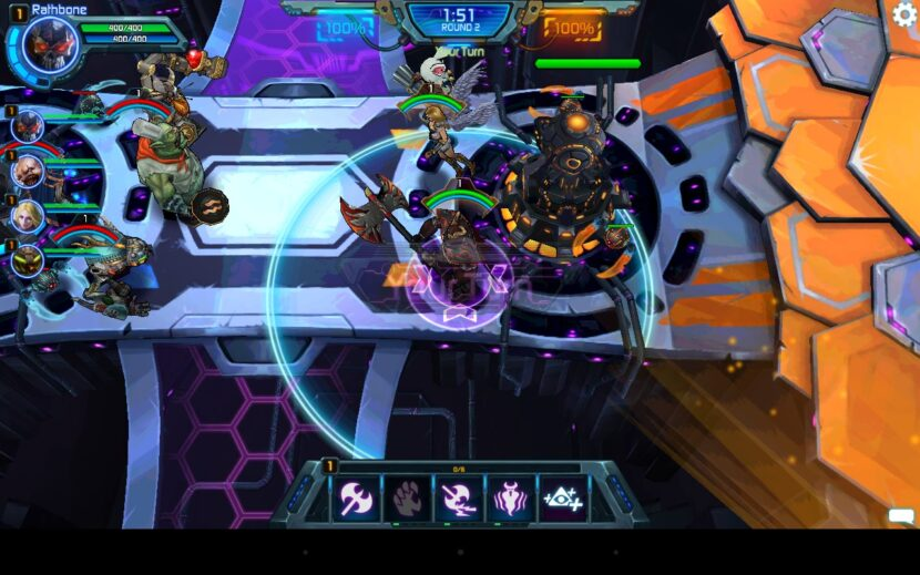 Arena of Heroes игра