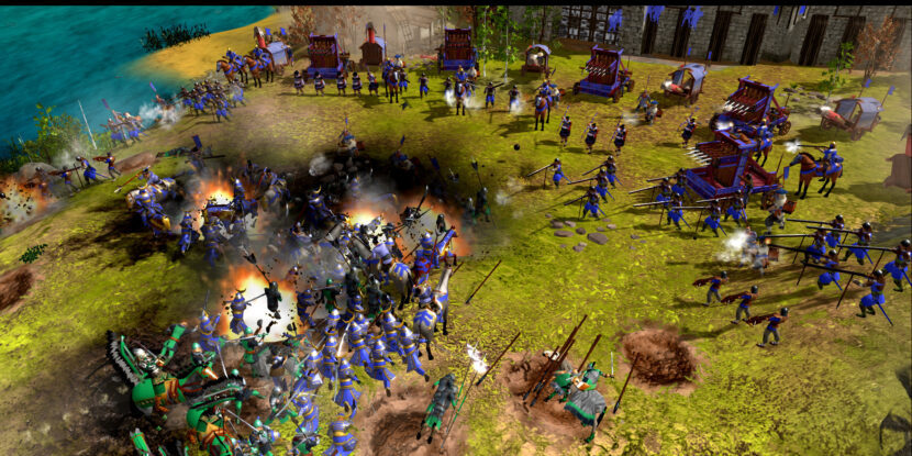 War Selection игра