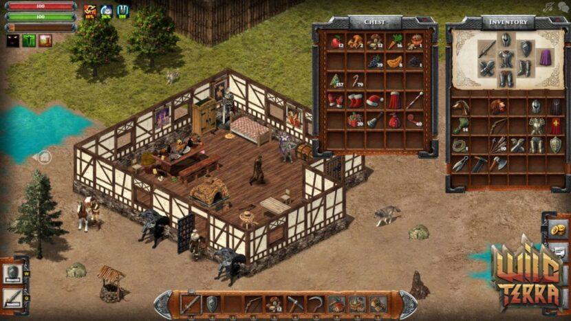Wild Terra Online пк