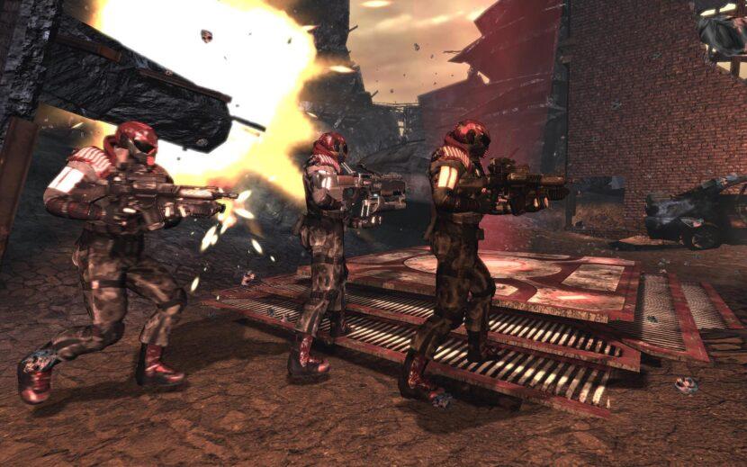 Warmonger игра онлайн