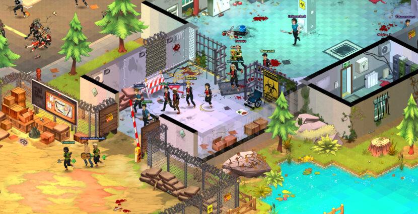 Dead Maze игра
