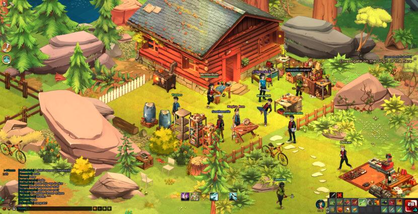 Dead Maze игра онлайн