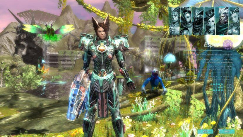 Trinium Wars онлайн