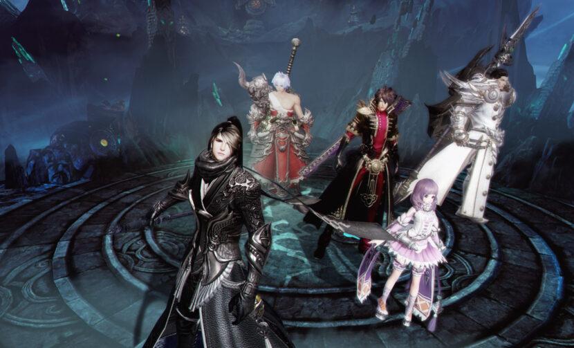 Revelation Online игра