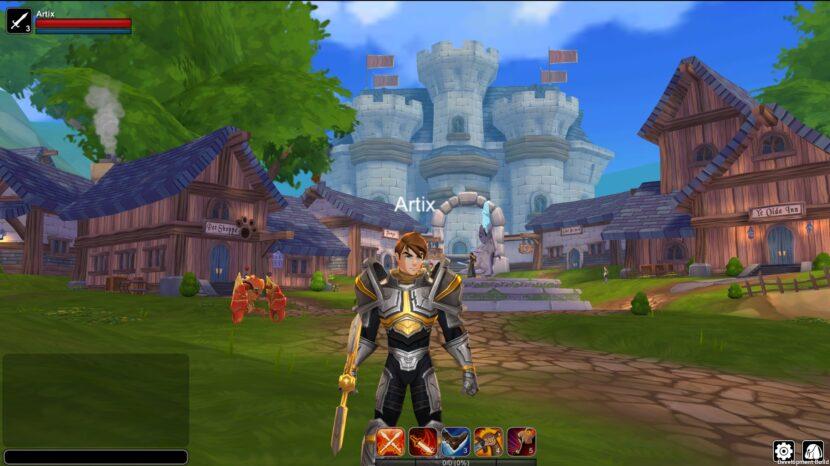 AdventureQuest 3D игра