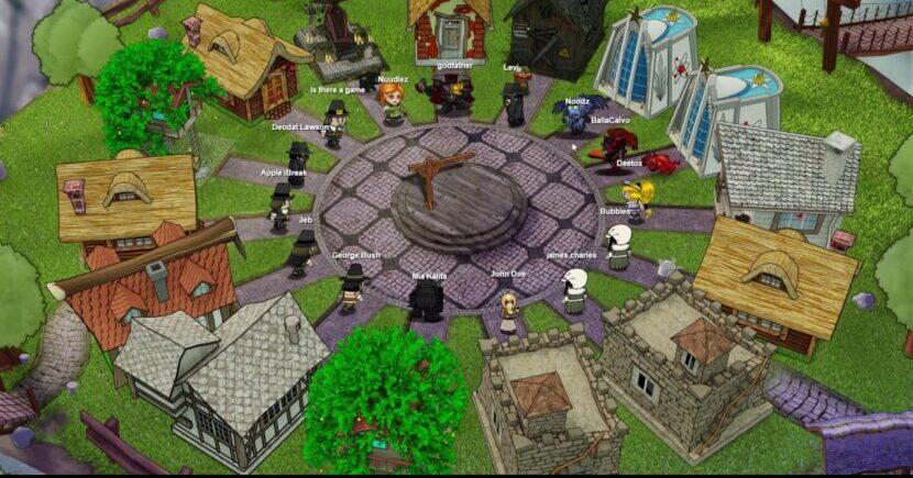 Salem игра