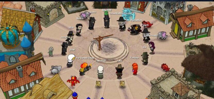 Salem игра на пк