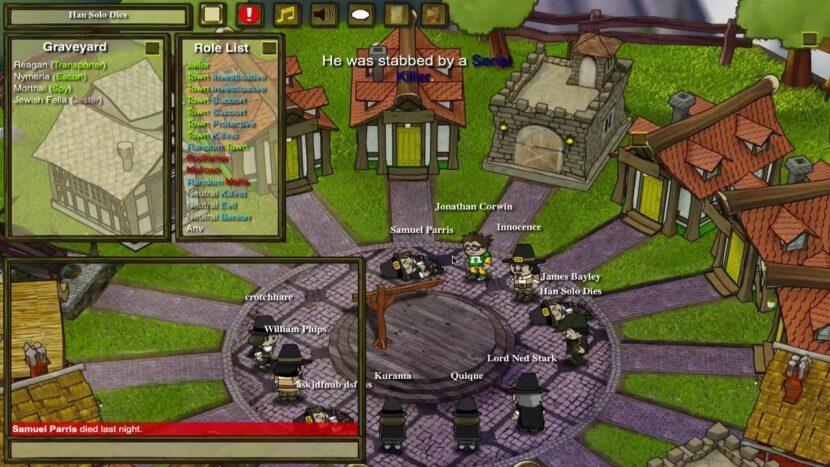 Salem игра на пк стим
