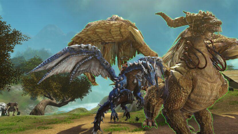 Dragon's Prophet онлайн