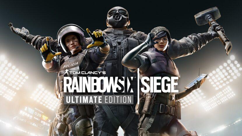 игра Rainbow Six Siege