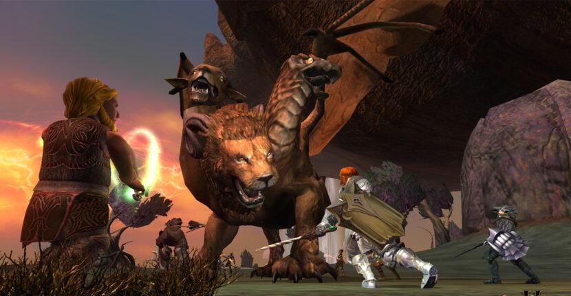 Everquest игра