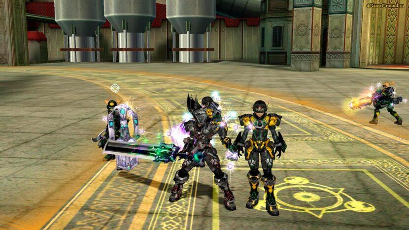 RF Online игра на пк