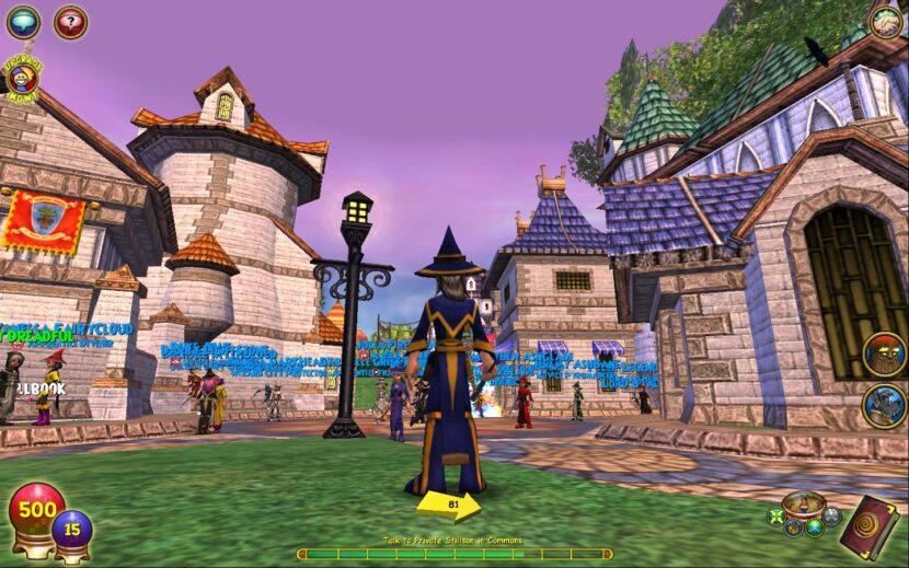 Wizard101 игра онлайн