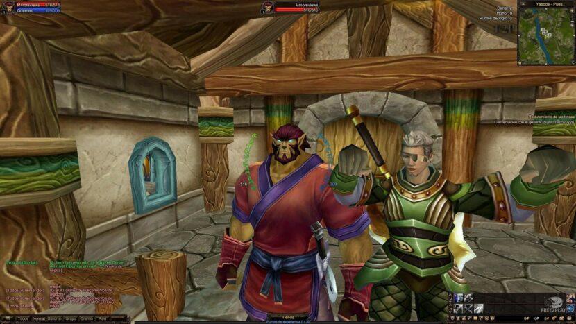 4story (Gates of Andaron) игра на пк