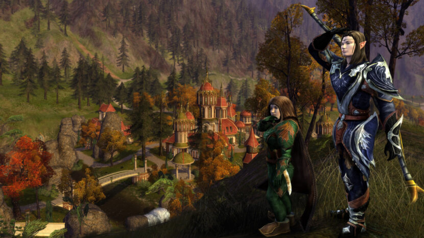 The Lord of the Rings Online на пк