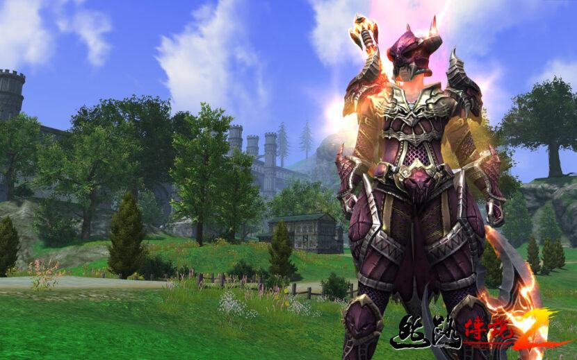 Silkroad Online онлайн игра