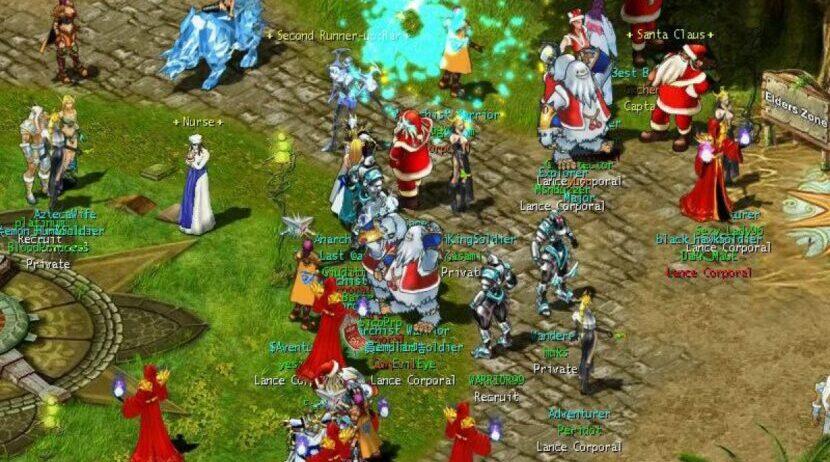 Myth War 2 Online игра