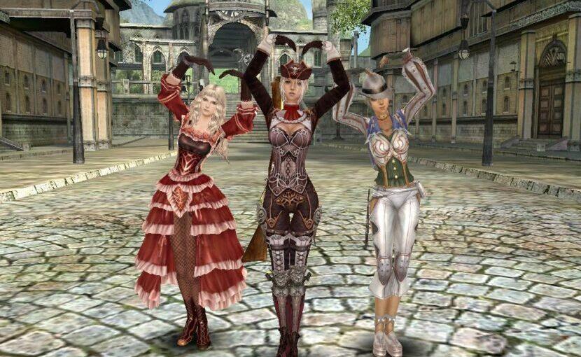 Granado Espada Online игра