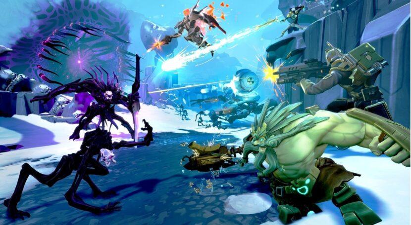 Battleborn игра на пк онлайн