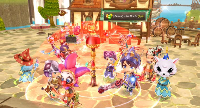 Dragon Saga на пк онлайн