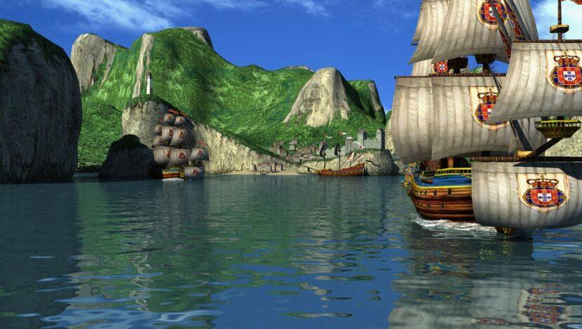 Voyage Century игра